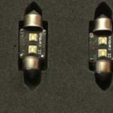 Mazda CX-3 interior lighting package consists of 4 LED bulbs. #jtonline #cx-3 #mazda