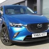 Mazda CX-3 1.5 Diesel Sport Nav AWD. #jtonline #cx-3 #mazda