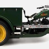 History: The Mazda-go 3 wheel truck introduced in 1931