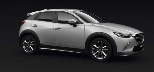 Updated Mazda CX-3 GT Sport Limited Edition